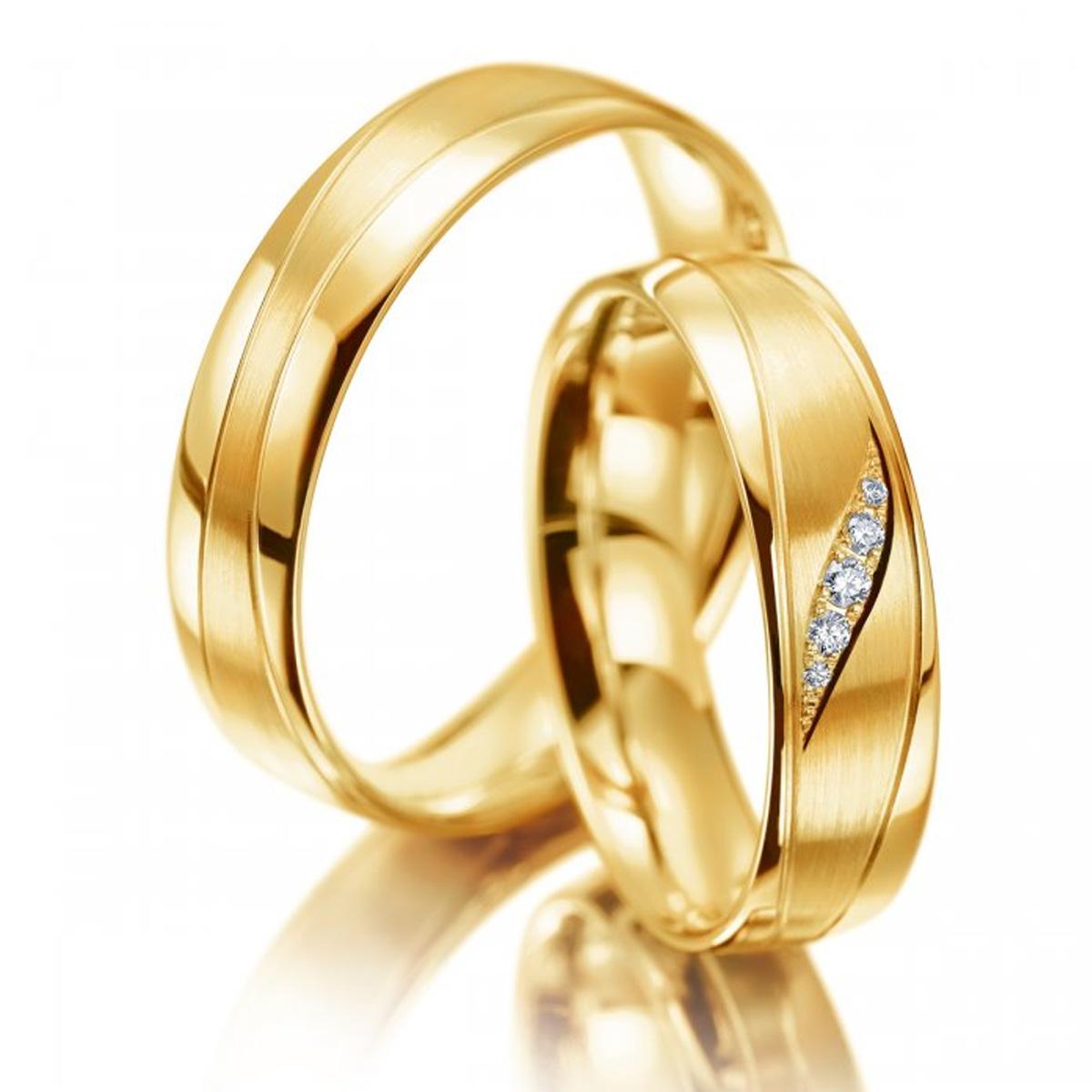Aliança Base de Casamento e Noivado