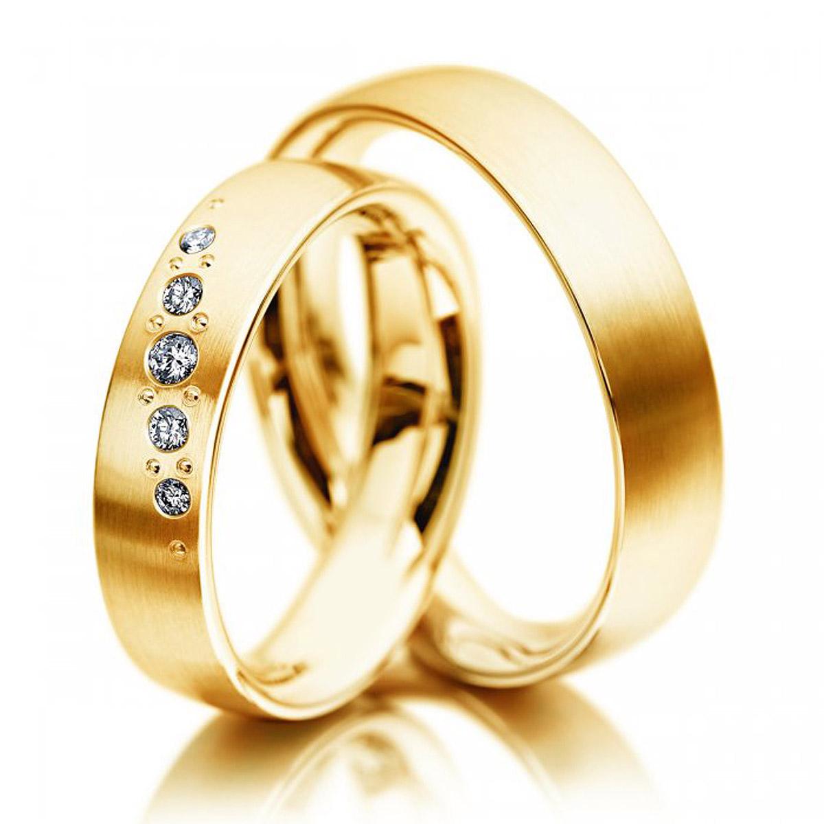 Alian�a Cot� de Noivado e Casamento
