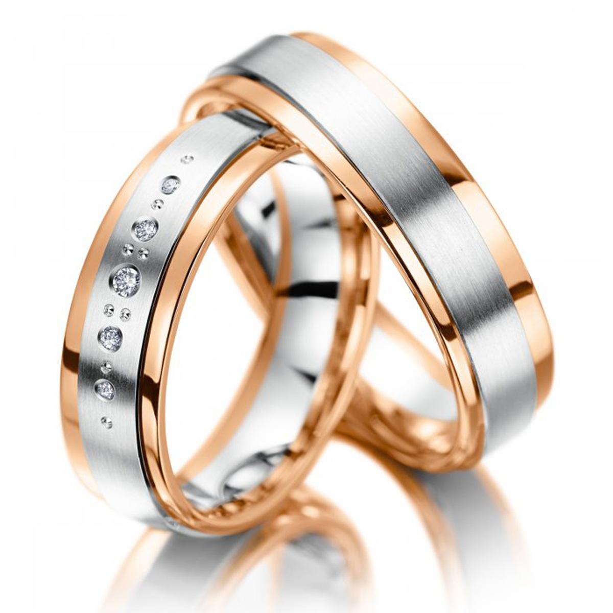 Alian�a de Casamento com Gotas
