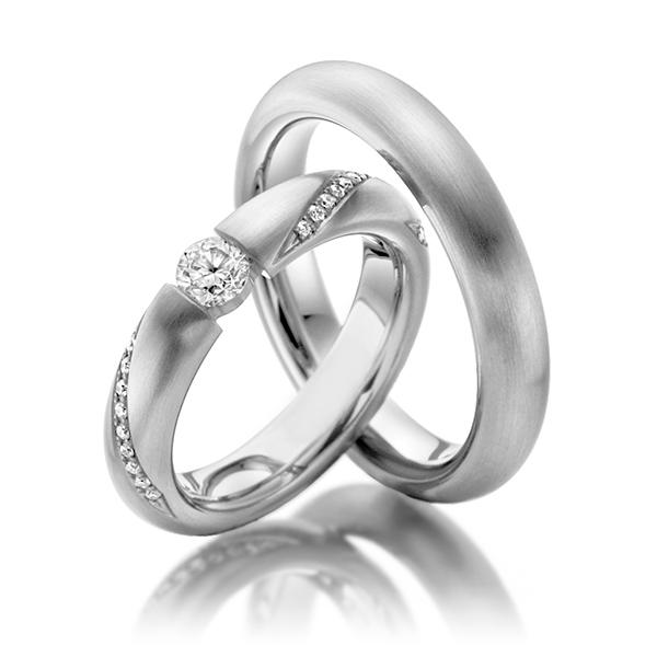 Aliança de Casamento e Noivado Super Luxo
