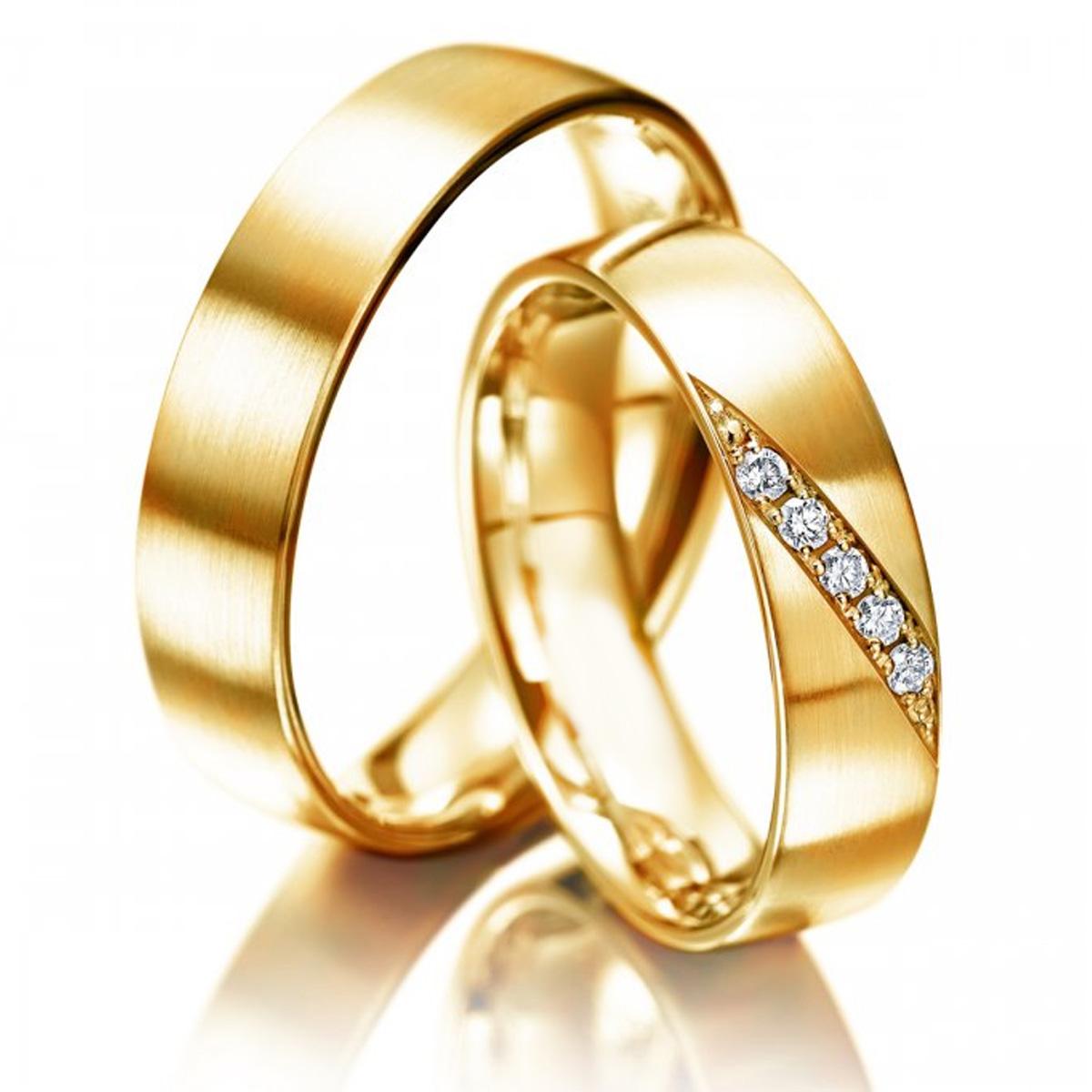 Aliança de Noivado e Casamento Maringá