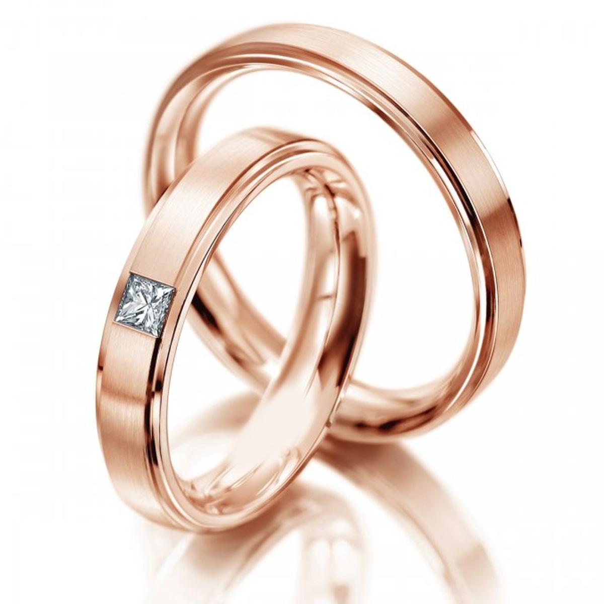 Aliança em Ouro 18k Niteroi de Casamento