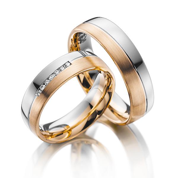 Aliança Itália de Noivado e casamento