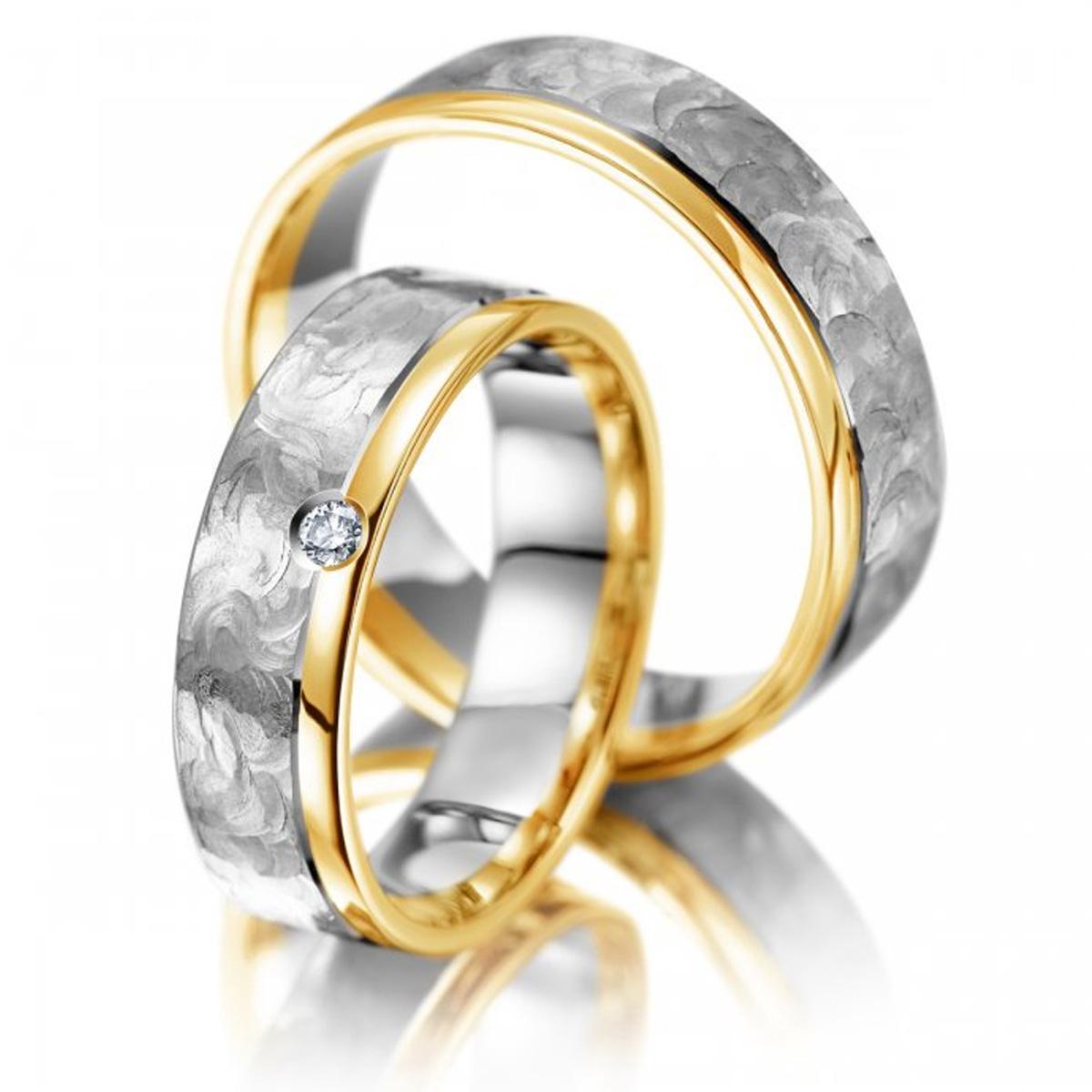 Aliança Paris de Noivado e Casamento