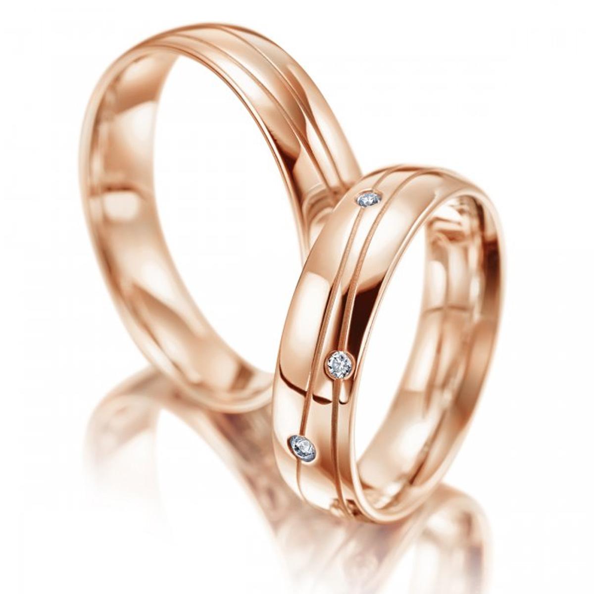 Alian�a Pingos de Diamante Casamento ou Noivado