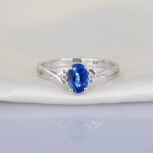 Anel Basic Blue de Formatura
