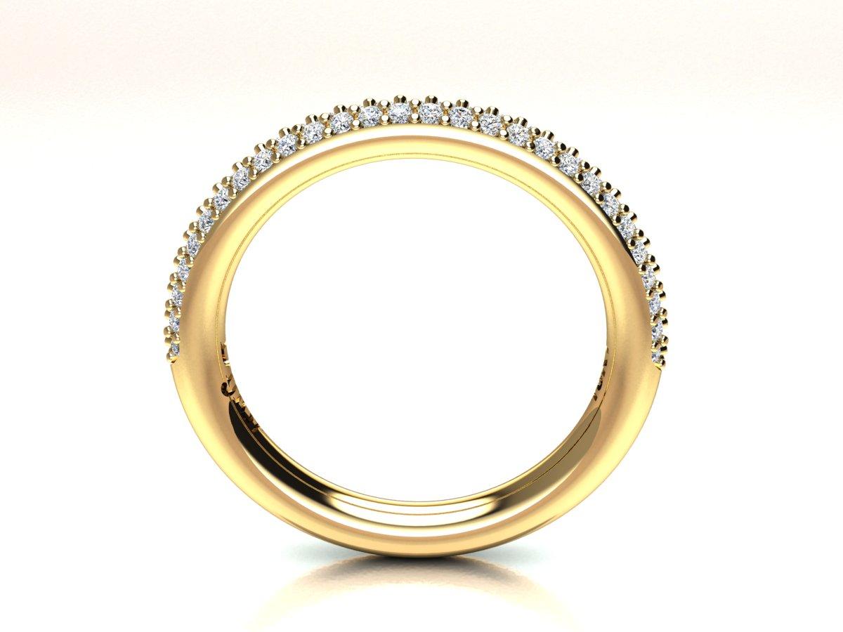 Aparador Fio Redondo com Diamantes