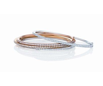 Bracelete Tucuruvi com Diamantes