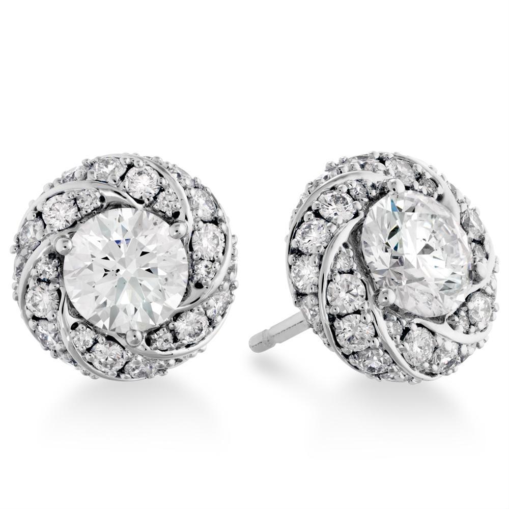 Brinco de Diamantes Twist