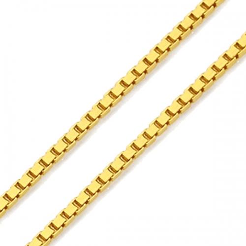 Corrente Veneziana em Ouro 18k