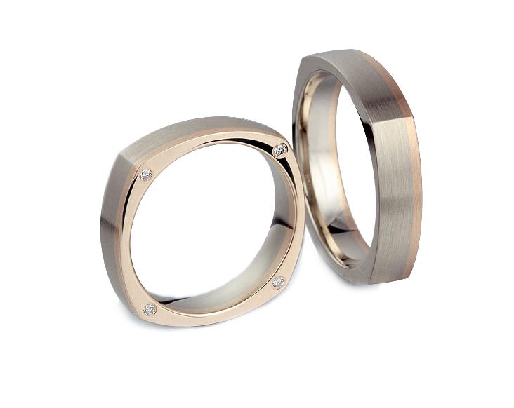 Par de Aliança Roraima de Casamento e Noivado