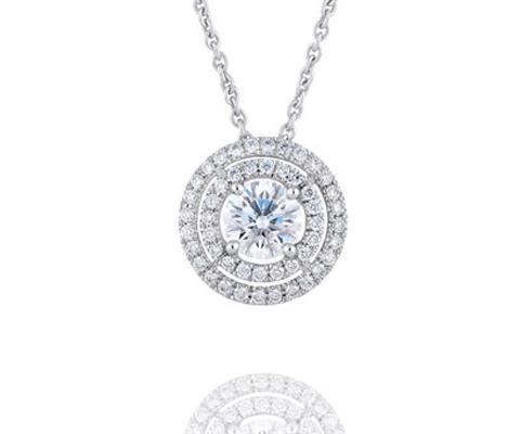 Pingente de Diamantes Veneza